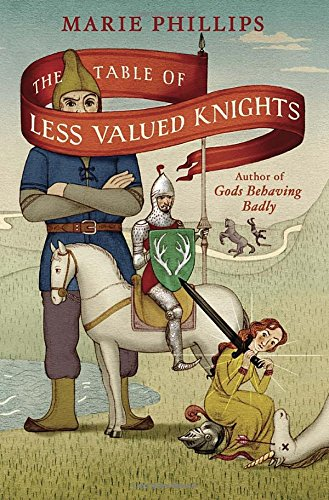 9780307359940: The Table of Less Valued Knights