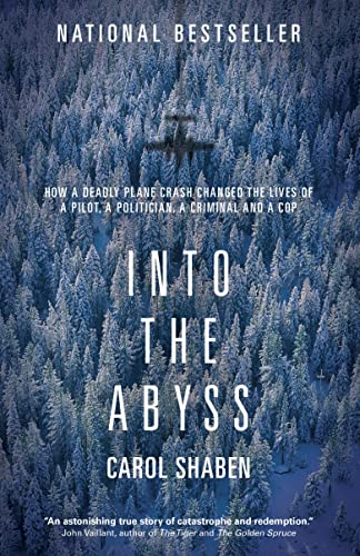 9780307360236: Into the Abyss: How a Deadly Plane Crash Changed the Lives of a Pilot, a Politician, a Criminal and a Cop