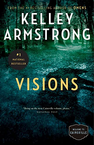 9780307360564: Visions: The Cainsville Series