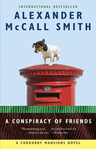 9780307361868: A Conspiracy of Friends: A Corduroy Mansions Novel (The Corduroy Mansions Series)