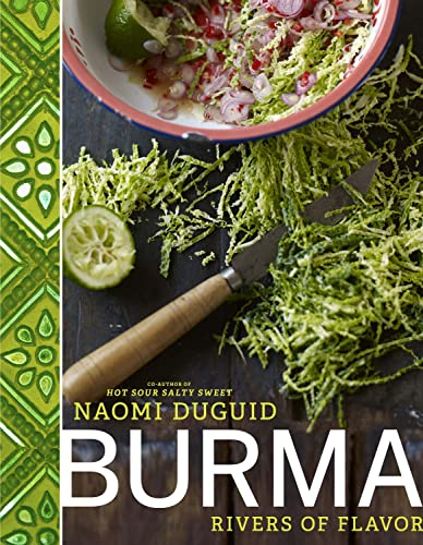 9780307362162: Burma: Rivers of Flavor