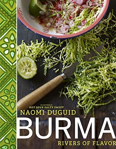 9780307362162: Burma: Rivers of Flavor