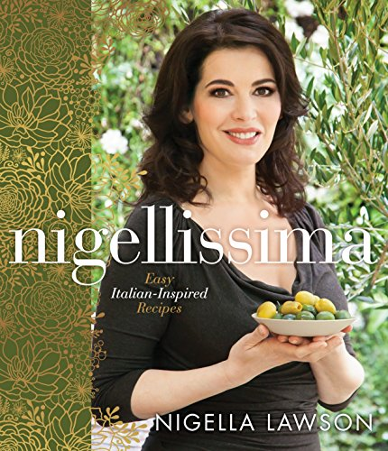 Nigellissima: Easy Italian-Inspired Recipes (SIGNED)