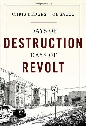9780307362988: Days of Destruction, Days of Revolt