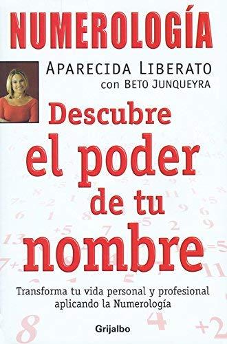 9780307376329: Numerologia: Descubre El Poder de tu Nombre (Spanish Edition)