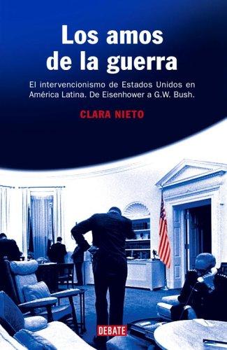 9780307376787: Los amos de las guerras (Spanish Edition)