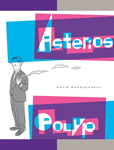9780307377326: Asterios Polyp (Pantheon Graphic Novels)