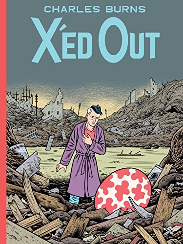 9780307379139: X'ed Out (Pantheon Graphic Novels)