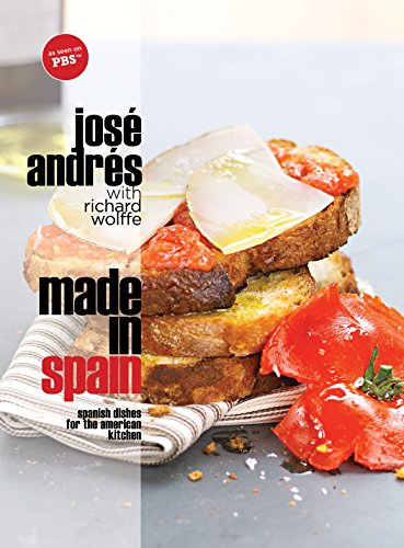 9780307382634: Made in Spain: Spanish Dishes for the American Kitchen