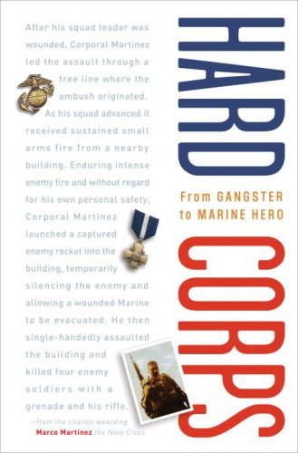 9780307383044: Hard Corps: From Gangster to Marine Hero