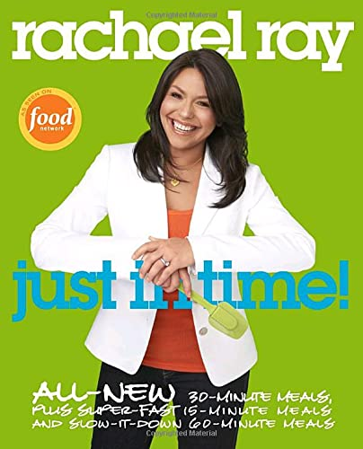 9780307383181: Rachael Ray: Just In Time