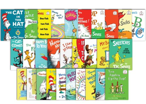 Your Favorite Seuss (58 Volume Set) [Hardcover] [Nov 01, 2006] Dr. Seuss: Dr. Seuss