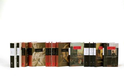 9780307385253: Everyman's Library 100 Titles Set