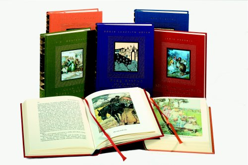 Everyman's Library Children's Classics Set (0307385302) by Everyman's Library