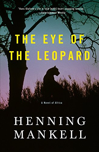 9780307385857: The Eye of the Leopard (Vintage Crime/Black Lizard)