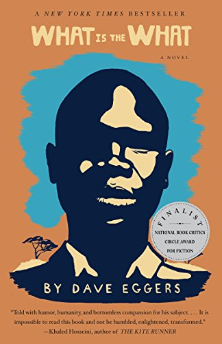 What is the What 9780307385901 New York Times Notable Book New York Times Bestseller What Is the What is the epic novel based on the life of Valentino Achak Deng who, along with thousands of other children —the so-called Lost Boys—was forced to leave his village in Sudan at the age of seven and trek hundreds of miles by foot, pursued by militias, government bombers, and wild animals, crossing the deserts of three countries to find freedom. When he finally is resettled in the United States, he finds a life full of promise, but also heartache and myriad new challenges. Moving, suspenseful, and unexpectedly funny, What Is the What is an astonishing novel that illuminates the lives of millions through one extraordinary man.