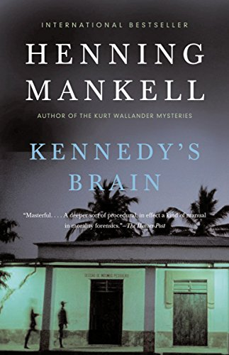 9780307385918: Kennedy's Brain: A Thriller (Vintage Crime/Black Lizard)