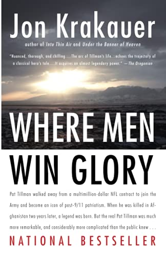 9780307386045: Where Men Win Glory: The Odyssey of Pat Tillman