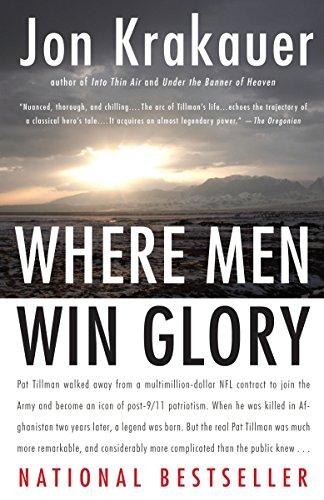 9780307386045: Where Men Win Glory: The Odyssey of Pat Tillman