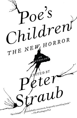 9780307386403: Poe's Children: The New Horror