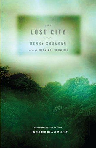 9780307386427: The Lost City (Vintage Contemporaries)