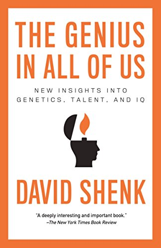 9780307387301: The Genius in All of Us: New Insights into Genetics, Talent, and IQ