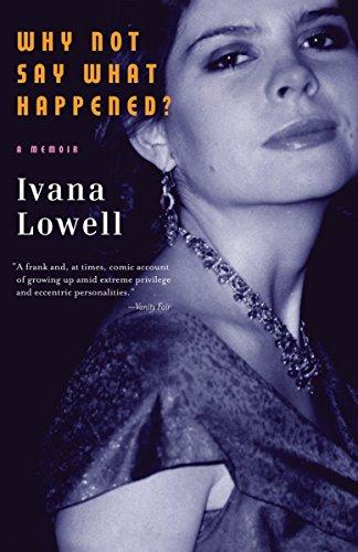 9780307387400: Why Not Say What Happened?: A Memoir