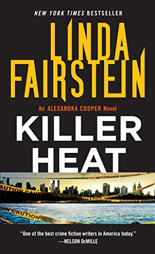 9780307387745: Killer Heat (Alex Cooper)