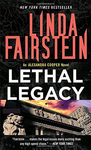9780307387783: Lethal Legacy