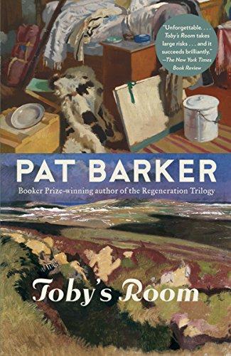 Toby's Room: Barker, Pat