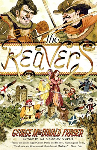 The Reavers (0307388050) by George MacDonald Fraser