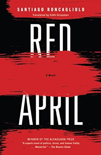 9780307388384: Red April (Vintage International)