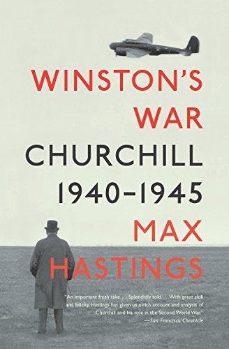 9780307388711: Winston's War: Churchill, 1940-1945