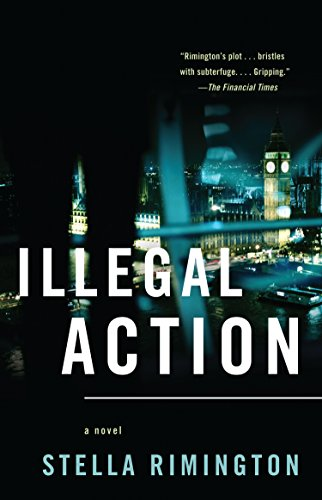 9780307389060: Illegal Action (Vintage Crime/Black Lizard)