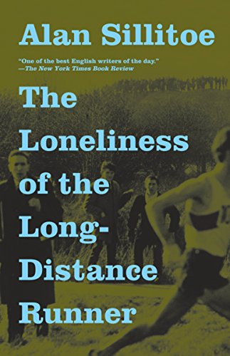 The Loneliness of the Long-Distance Runner: Alan Sillitoe