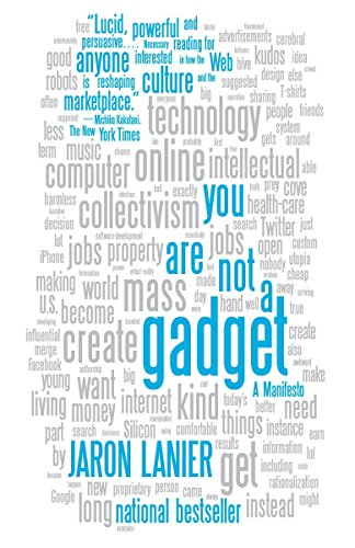 9780307389978: You Are Not a Gadget: A Manifesto (Vintage)