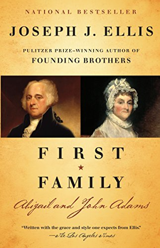 9780307389992: First Family: Abigail and John Adams