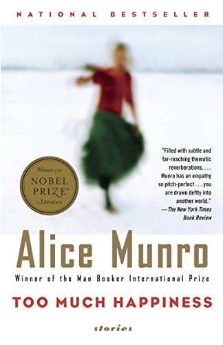 9780307390349: Alice Munro: Too Much Happiness