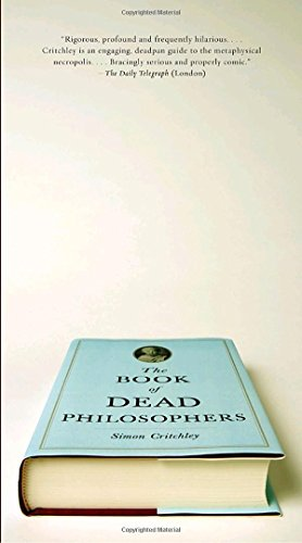 9780307390431: The Book of Dead Philosophers