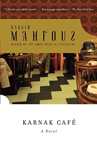 Karnak Café: Mahfouz, Naguib
