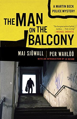 9780307390479: The Man on the Balcony: A Martin Beck Police Mystery (3) (Vintage Crime/Black Lizard)