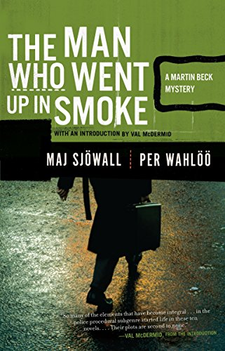 9780307390486: The Man Who Went Up in Smoke: A Martin Beck Police Mystery (2) (Martin Beck Police Mystery Series)