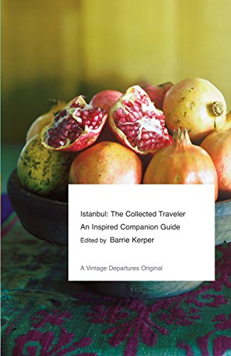9780307390592: Istanbul: An Inspired Companion Guide (The Collected Traveler)