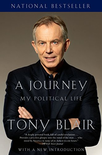 9780307390639: A Journey: My Political Life