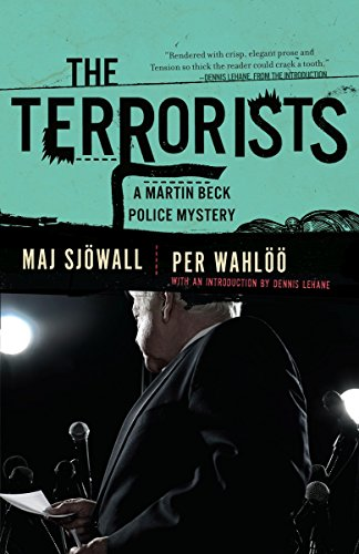 9780307390882: The Terrorists: A Martin Beck Police Mystery (10) (Martin Beck Police Mystery Series)