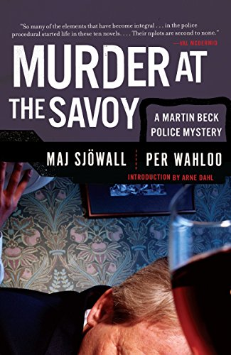 9780307390912: Murder at the Savoy (Martin Beck Police Mysteries (Paperback))
