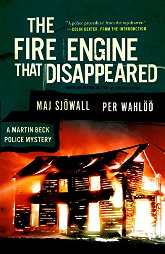 9780307390929: The Fire Engine That Disappeared: A Martin Beck Police Mystery (5) (Vintage Crime/Black Lizard)