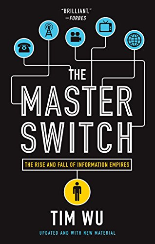 9780307390998: The Master Switch: The Rise and Fall of Information Empires