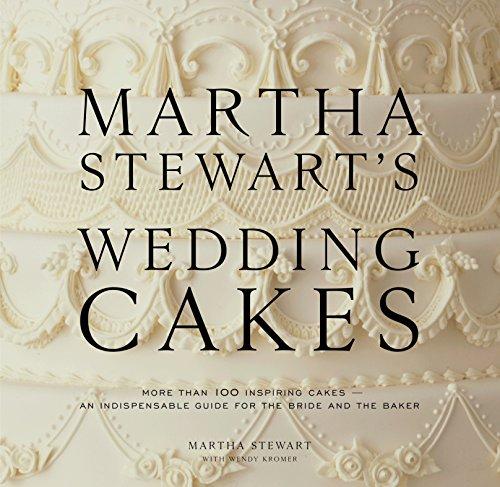 Martha Stewart's Wedding Cakes: Martha Stewart with Wendy Kromer