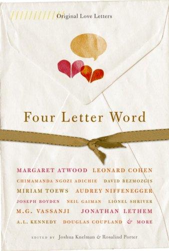 9780307396761: Four Letter Word: Original Love Letters